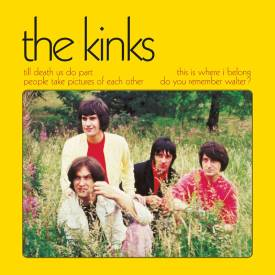 Kinks EP Till Death Us Do Part