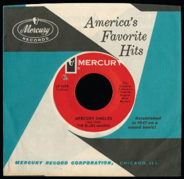 Blues Magoos Mercury Singles