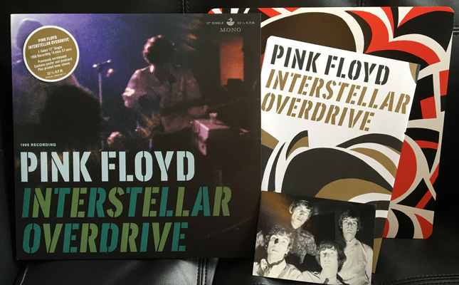 Pink Floyd Interstellar Overdrive RSD